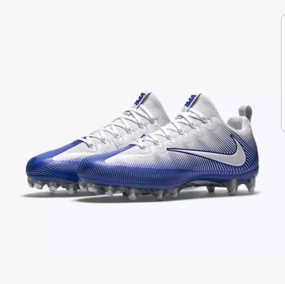 3539bba56 Nike Vapor Untouchable Pro PF Football Cleats. M 5ad3c7a084b5ce35a7fcb8af